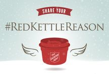 Red Kettle Reasons - Alaska Edition / We're asking people to share their #RedKettleReason -- the reason they'll be ringing the bell or dropping money in the Red Kettle this Christmas season!