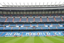 Stadion Real Madryt / Stadion Realu Madryt - Estadio Santiago Bernabeu