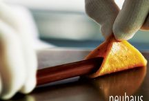 Inside the atelier / Discover some of the worlds finest chocolates here at Neuhaus.