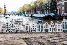 KLM Minature Houses