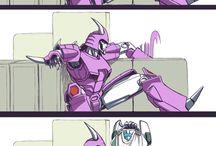 Transformers goodies