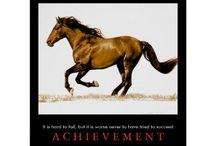 Achievement Motivational Posters
