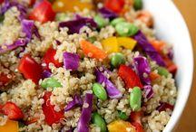 Lunch ideas / Healthy veggie lunch ideas