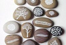 Maling på stein