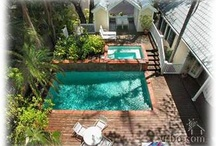 Key West. Dream. / If I ever win the lottery, I'm buying a home in Key west with a double veranda, pineapple lights and a picket fence, complete with plunge pool and hibiscus scooter!... someday / by Aquablue
