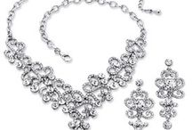 Holiday Party Glam Jewelry / Picture perfect fine jewelry for your upcoming holiday events.