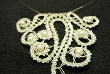Bobbin Lace - Jewellery