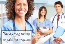 Nurses Week 2014 / Happy Nurses Week to all current and future nurses! Thank you for all that you do year-round.