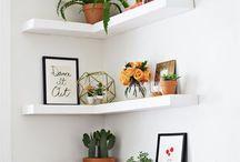 Shelves & Deco