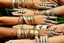Bracelets , rings ,  necklaces and earrings to wear and enjoy / Make happy your soul ...  love turquoise