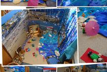 Water Role Play Area