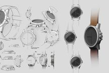 Sketch watchs