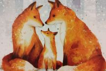 Lišky/Foxes