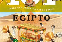 Egipto-Libros