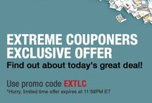 Extreme Couponing / by Darrell Ellens... Daily Deal & Cashback Industry