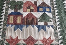 Quilt Borders / by Lindsay
