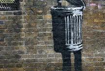 Street art / by Domi Mendizabal