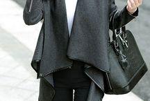 Garde-robe / Idees habits et tenues / fashion ideas