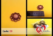 Bracelet Charms / You can use these charms in rubber band bracelets or in thread bracelets or anywhere where you want.