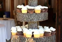 Cupcake & Mini Wedding Cakes