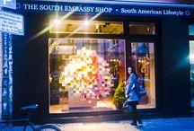 SOUTH EMBASSY Concept Store / Wir haben uns auf hochwertiges Design, Kunsthandwerk und auf ausgesuchte Produkte aus Lateinamerika spezialisiert und möchten unsere Begeisterung und unsere Leidenschaft für einen nachhaltigen und fairen Handel auch weiterhin an unsere Kunden weitergeben.