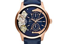 Fashion / ME1138 Townsman Multifunction Leather Watch