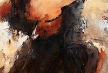 peinture flamenco