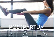 postpartum workouts