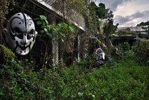 Abandon Places