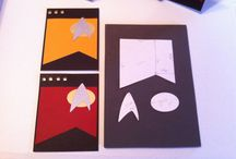 Star Trek Crafts