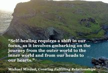 Creating Fulfilling Relationships / Quotes from Michael Mirdad's book, Creating Fulfilling Relationships