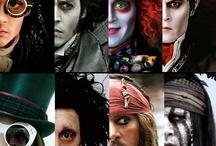 I mille volti di Johnny Depp
