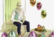 Idee Vetrina Pasqua 2014