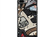 iPhone 8 Plus / This Custom Case can be applied to iPhone, Samsung, LG, HTC and Google Pixel. More design: www.caserisa.com