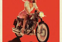 motorcycles / by Tyra Mefford