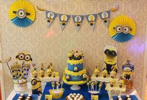 Minions Birthday Party