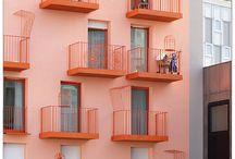 fasader høyhus