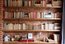 Brick walls interiors