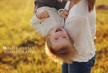 Family picture ideas / by Amy Valensa