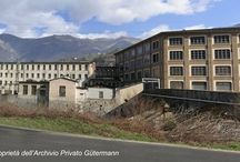 Il setificio Gütermann & C. in Piemonte / Il setificio Gütermann di Perosa Argentina,  in provincia di Torino, oggi parte del nostro patrimonio industriale, testimonia il contributo dell'imprenditorialità straniera al nostro territorio.