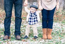Winter family photos / by Alyssa Kent