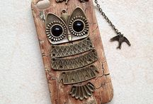 iPhone Cases/Laptop Cases&Skins / by Kim Weber