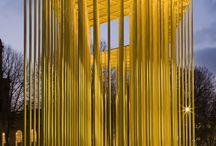 Public installation & Sculptures