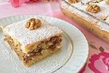 elmalı kek(bekledikçe güzel oluyor)
