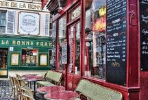 Afr-french café market