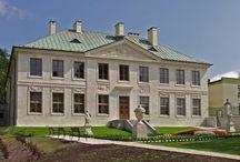 Pińczów - Pałac