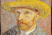 Vincent + van Gogh