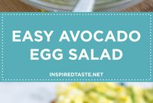 Egg salad-y stuff