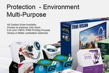 Custom Boxes / Packaging