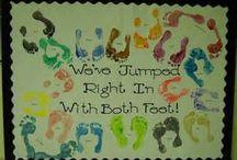 toddler/preschool art ideas / toddler/preschool art ideas